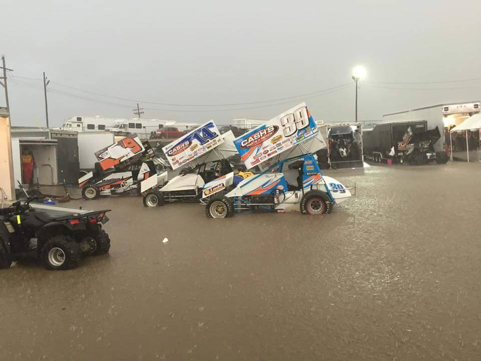 RaceSaver IMCA Sprint Nationals finale postponed until Monday