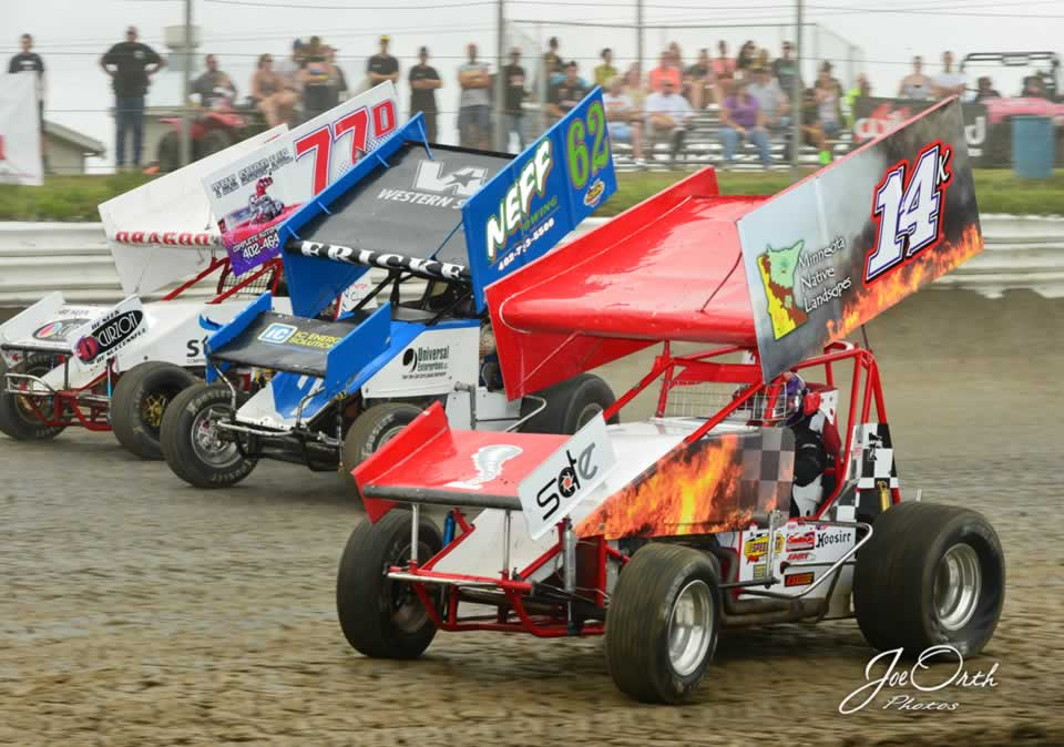 The Future of RaceSaver® Sprint Series
