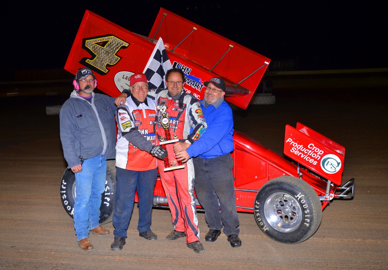 Hammock takes the Sprint Series of Texas opener