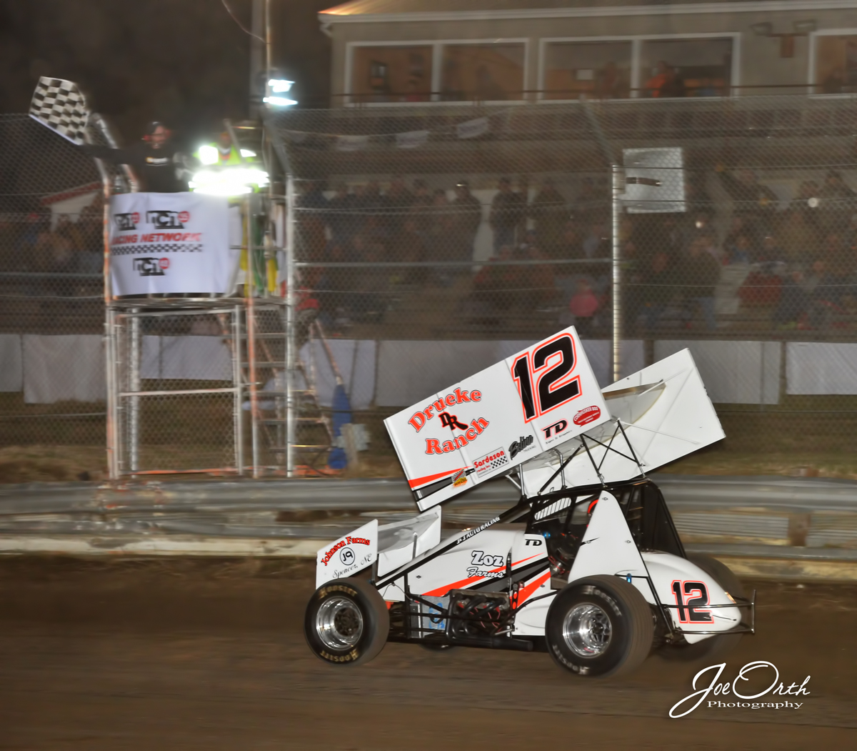 Drueke sails to victory at Butler County Speedway