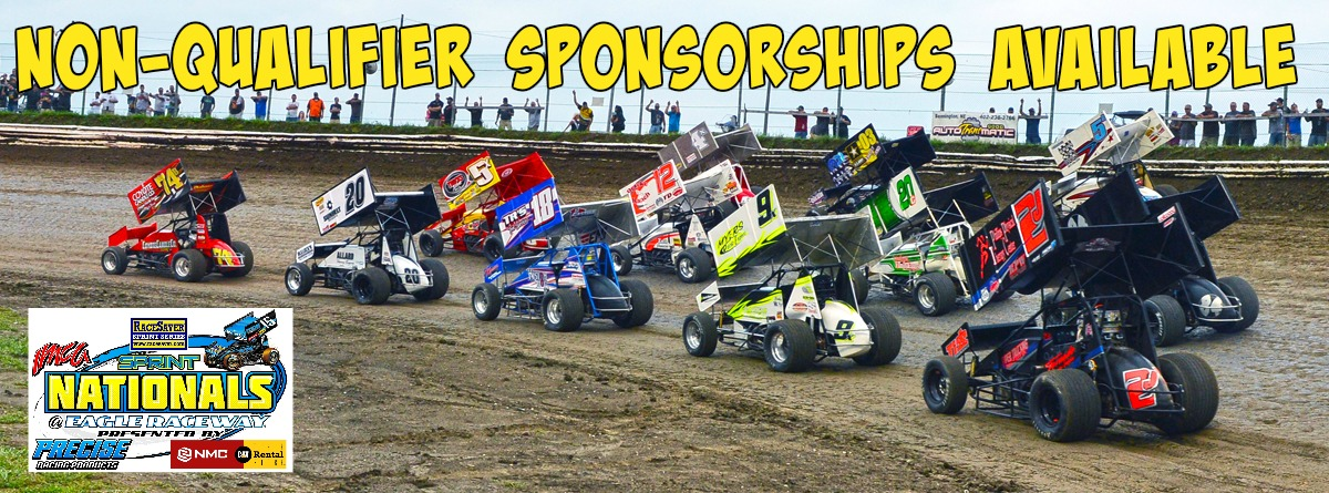 Sprint Nationals Non-Qualifier Sponsorships Available