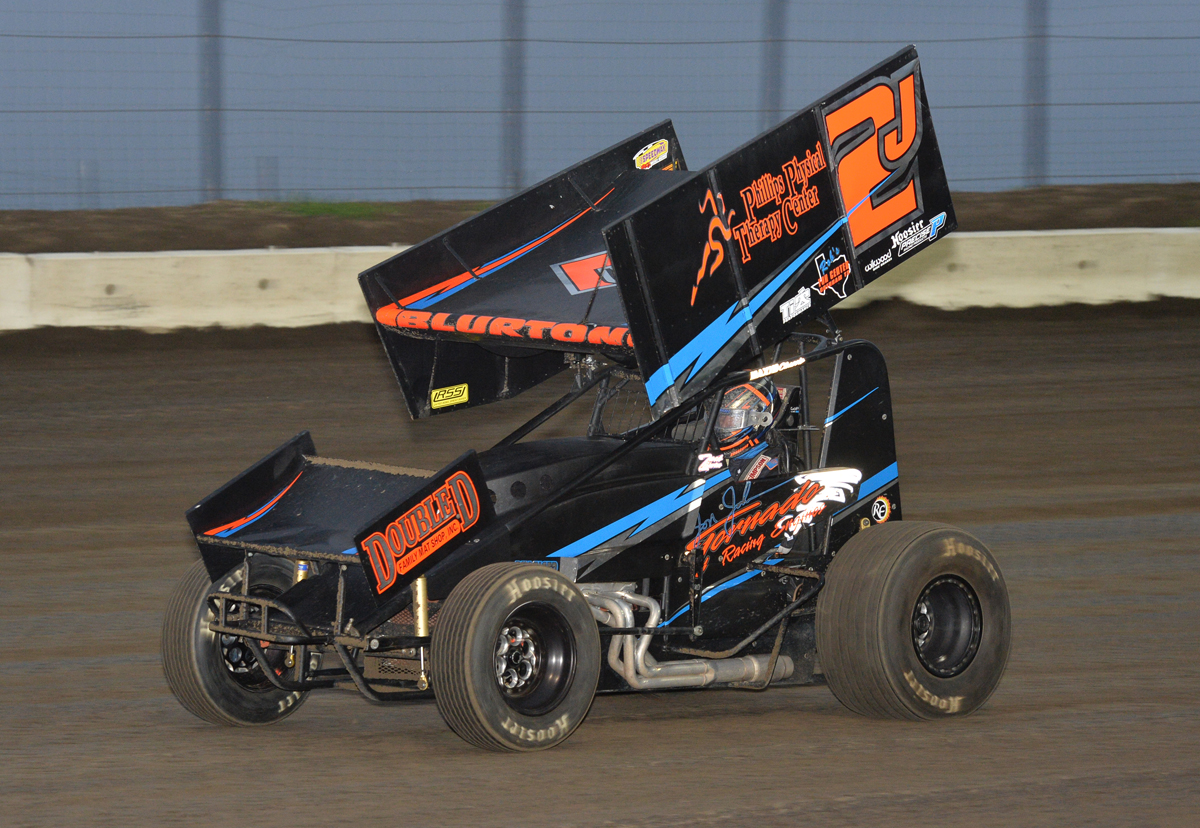 Blurton is IMCA's 2016 National Rookie of the Year