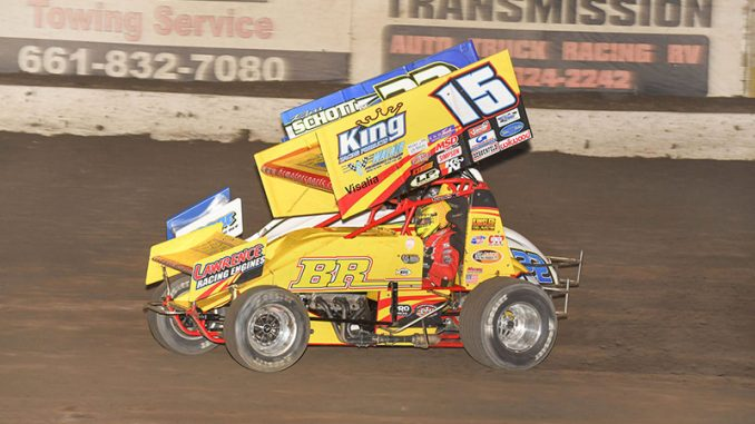 Robertson nears perfection with sprint to Western RaceSaver Series Championship