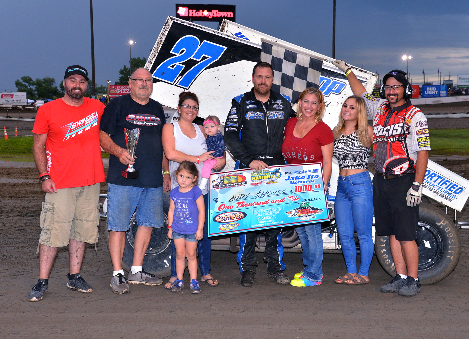 Andy Shouse conquers the 2018 Jake Ita Memorial Race of Champions