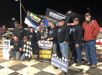 'Nitro' Nick explodes to Port Royal win
