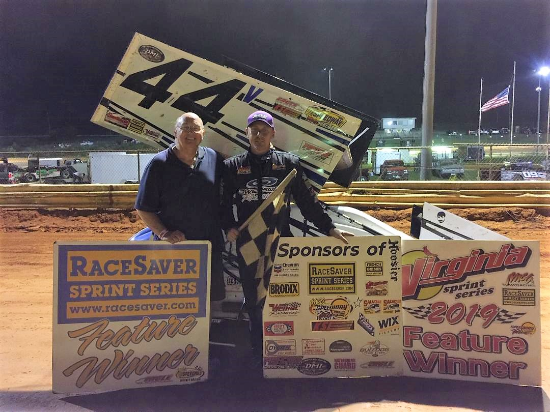 Daren Bolas wins at Natural Bridge Speedway