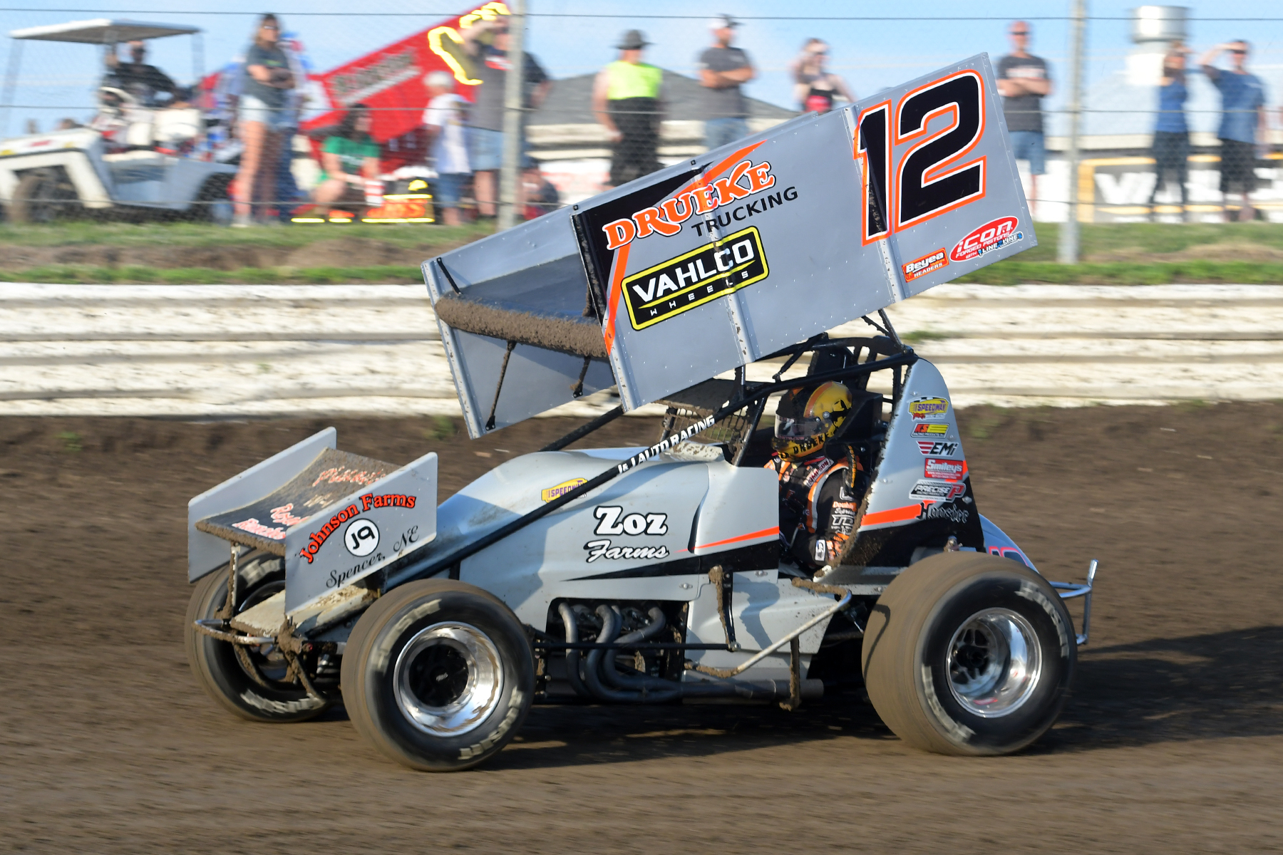 The Sprint Series of Nebraska top 20
