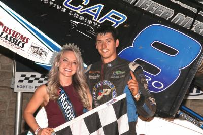 NITRO NICK WINS AGAIN AT SELINDGROVE