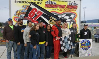 Ken Duke Wins At Port Royal