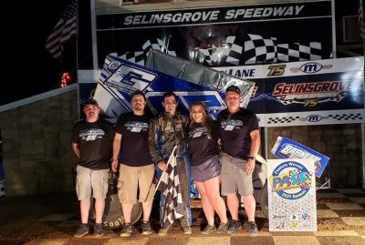 Bard Back In PASS Victory Lane