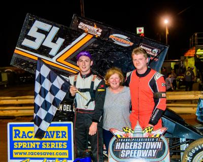 Mike Melair Scores First PASS Win