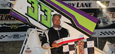 Hauck Romps at Selinsgrove with PASS