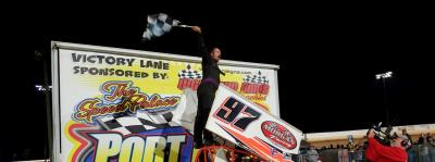Career First for Kenny Heffner at Port with PASS